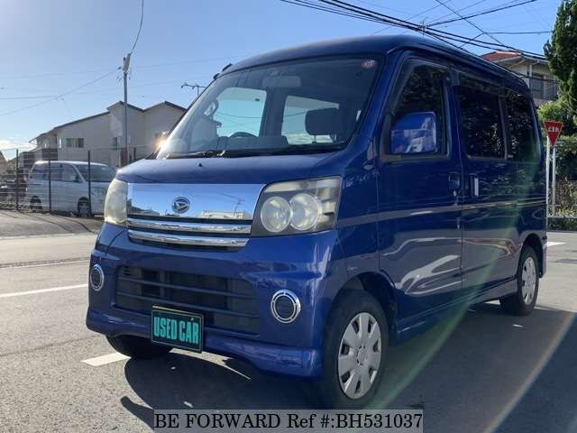 Used 2006 DAIHATSU ATRAI WAGON BH531037 for Sale