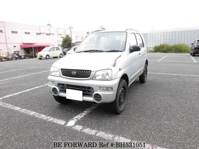 Used 1998 DAIHATSU TERIOS KID BH531051 for Sale