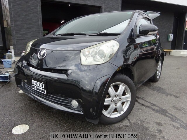 Used 2009 TOYOTA IQ BH531052 for Sale