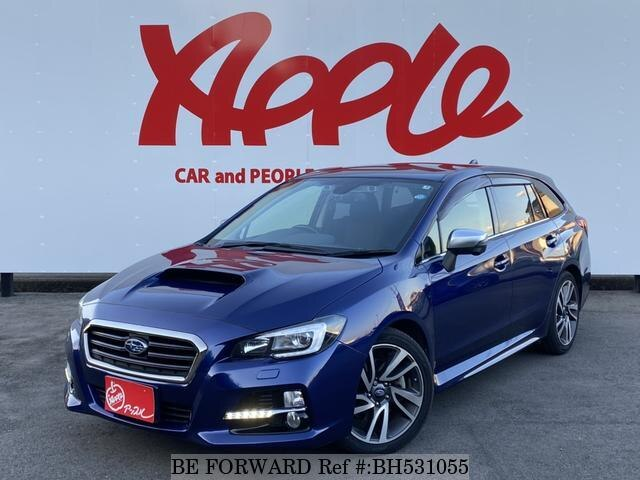 Used 2015 SUBARU LEVORG BH531055 for Sale