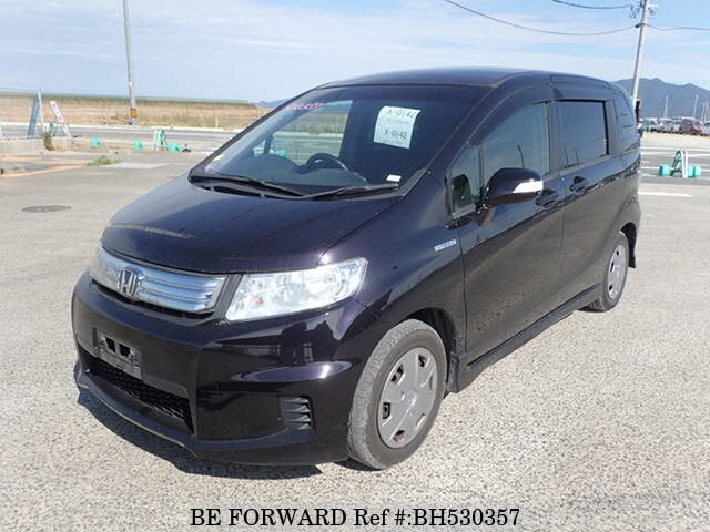 Used 2012 HONDA FREED SPIKE BH530357 for Sale