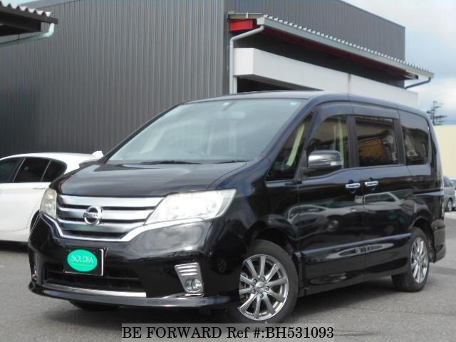 Used 2012 NISSAN SERENA BH531093 for Sale