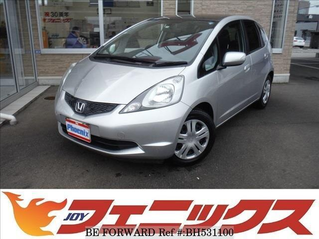 Used 2008 HONDA FIT BH531100 for Sale
