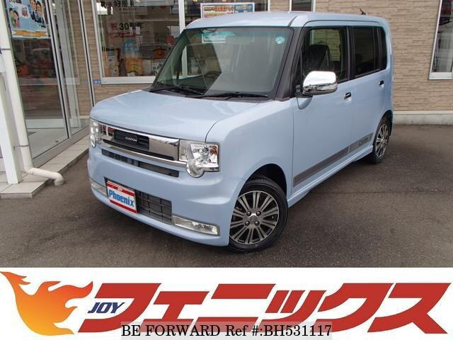 Used 2013 DAIHATSU MOVE CONTE BH531117 for Sale