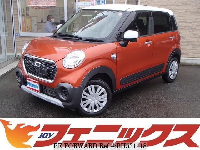 Used 2016 DAIHATSU CAST BH531118 for Sale