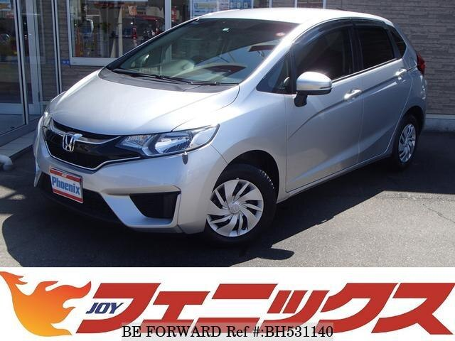 Used 2016 HONDA FIT BH531140 for Sale
