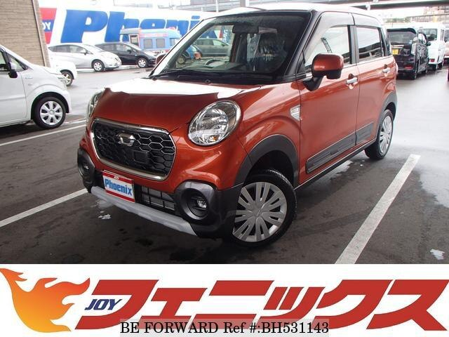 Used 2015 DAIHATSU CAST BH531143 for Sale