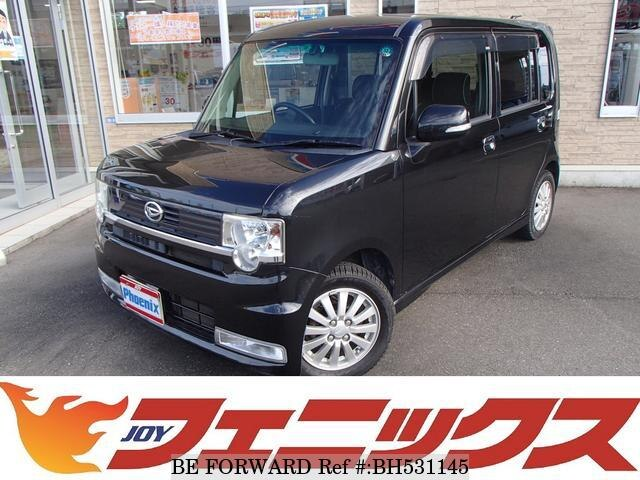 Used 2010 DAIHATSU MOVE CONTE BH531145 for Sale