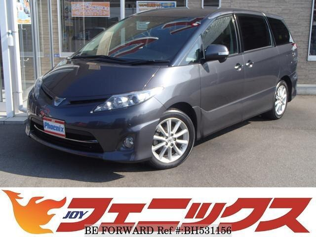Used 2012 TOYOTA ESTIMA BH531156 for Sale