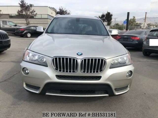 Used 2014 BMW X3 BH531181 for Sale