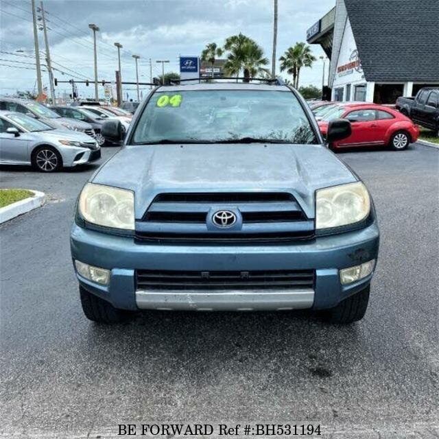 Used 2004 TOYOTA 4RUNNER BH531194 for Sale
