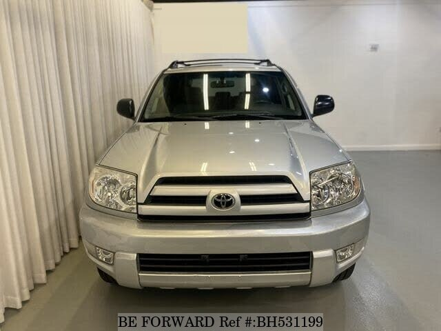Used 2004 TOYOTA 4RUNNER BH531199 for Sale