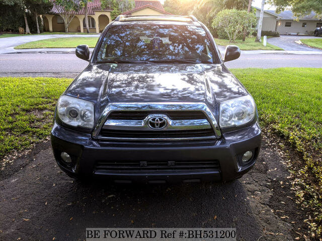 Used 2006 TOYOTA 4RUNNER BH531200 for Sale
