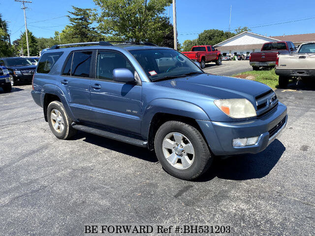 Used 2004 TOYOTA 4RUNNER BH531203 for Sale