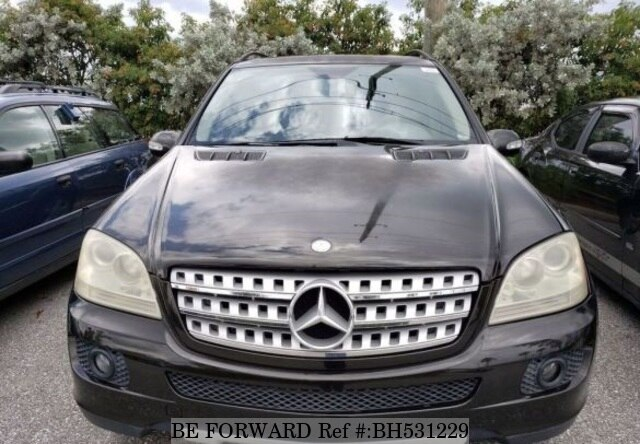 Used 2008 MERCEDES-BENZ M-CLASS BH531229 for Sale