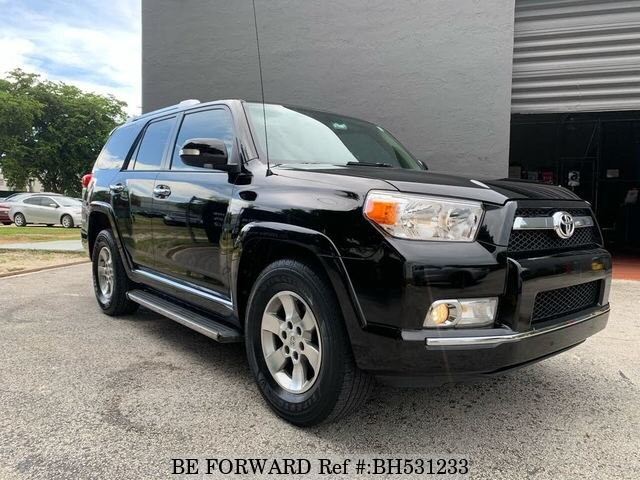 Used 2011 TOYOTA 4RUNNER BH531233 for Sale