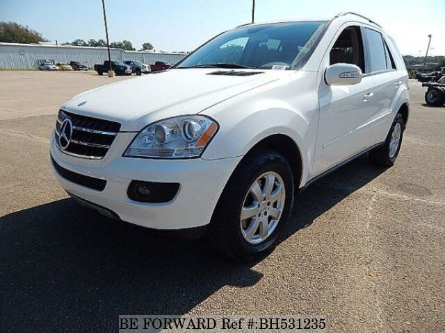 Used 2007 MERCEDES-BENZ M-CLASS BH531235 for Sale