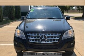 Used 2011 MERCEDES-BENZ M-CLASS BH531242 for Sale