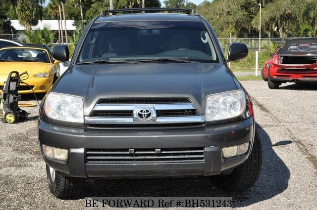 Used 2005 TOYOTA 4RUNNER BH531243 for Sale