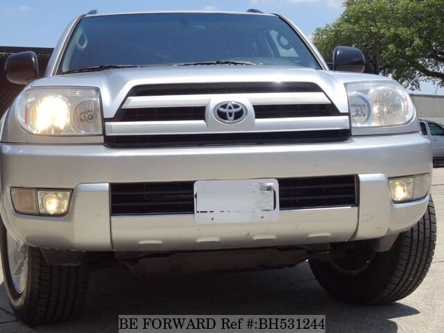 Used 2004 TOYOTA 4RUNNER BH531244 for Sale