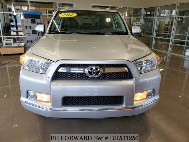 Used 2012 TOYOTA 4RUNNER BH531256 for Sale