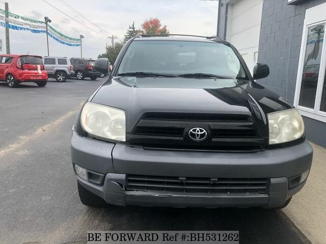 Used 2003 TOYOTA 4RUNNER BH531262 for Sale