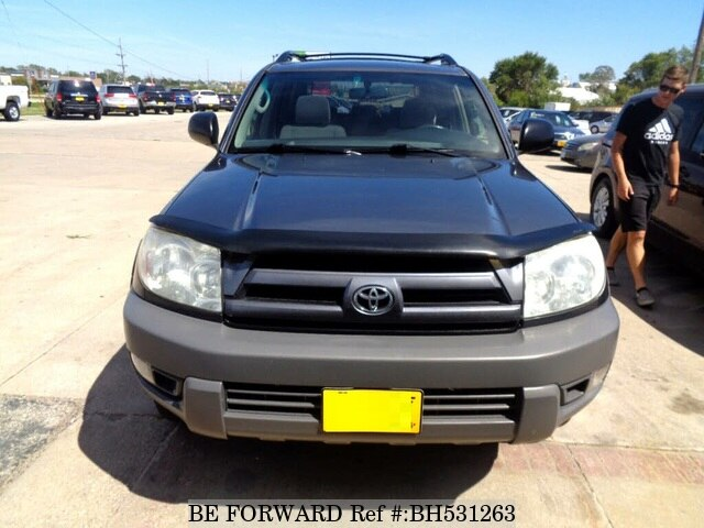 Used 2003 TOYOTA 4RUNNER BH531263 for Sale