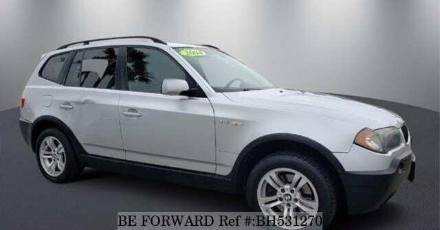 Used 2004 BMW X3 BH531270 for Sale