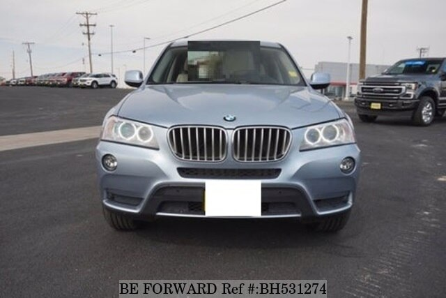 Used 2013 BMW X3 BH531274 for Sale