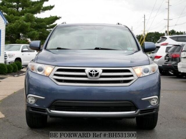 Used 2013 TOYOTA HIGHLANDER BH531300 for Sale