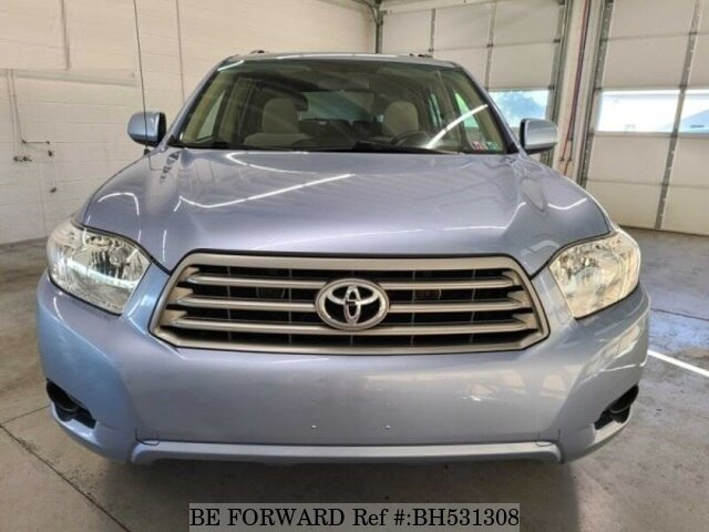 Used 2008 TOYOTA HIGHLANDER BH531308 for Sale