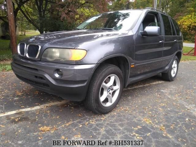 Used 2002 BMW X5 BH531337 for Sale