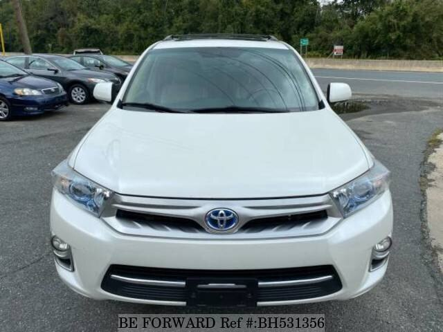 Used 2011 TOYOTA HIGHLANDER BH531356 for Sale