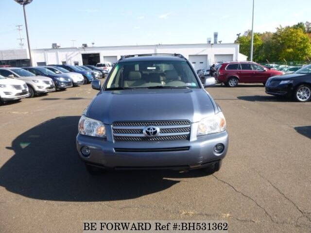 Used 2006 TOYOTA HIGHLANDER BH531362 for Sale