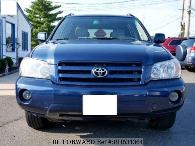 Used 2007 TOYOTA HIGHLANDER BH531364 for Sale
