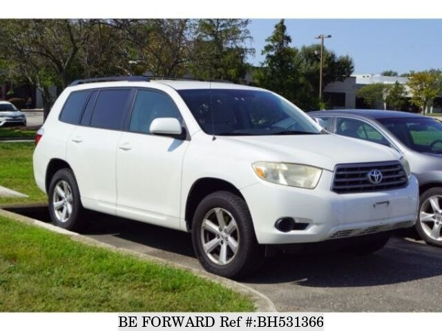 Used 2008 TOYOTA HIGHLANDER BH531366 for Sale