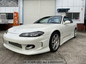 Used 2002 NISSAN SILVIA BH531370 for Sale