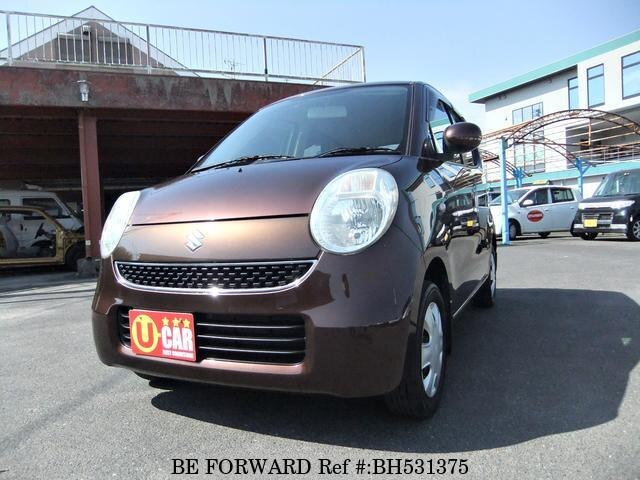 Used 2008 SUZUKI MR WAGON BH531375 for Sale