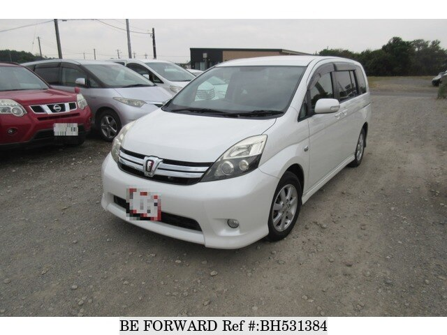 Used 2011 TOYOTA ISIS BH531384 for Sale
