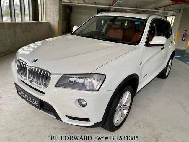Used 2011 BMW X3 BH531385 for Sale