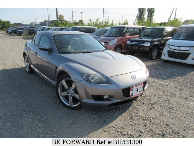 Used 2005 MAZDA RX-8 BH531390 for Sale