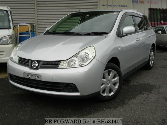Used 2013 NISSAN WINGROAD BH531407 for Sale