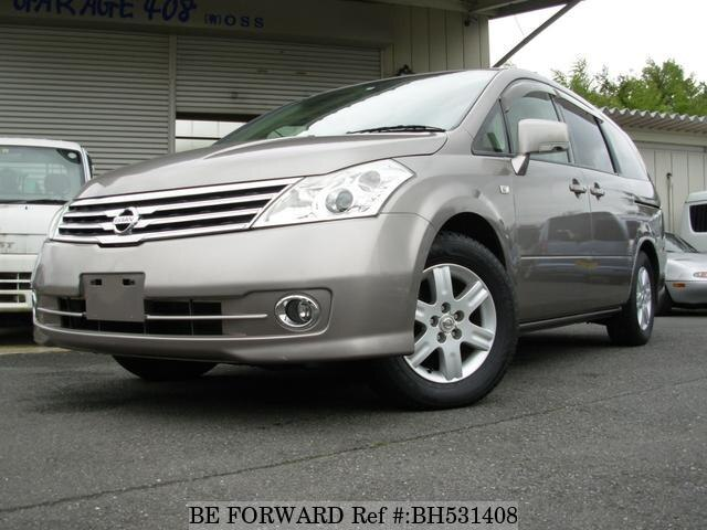 Used 2007 NISSAN PRESAGE BH531408 for Sale