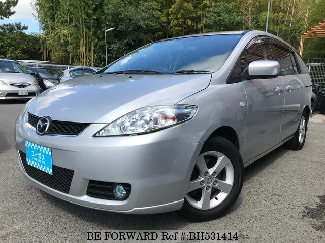 Used 2006 MAZDA PREMACY BH531414 for Sale