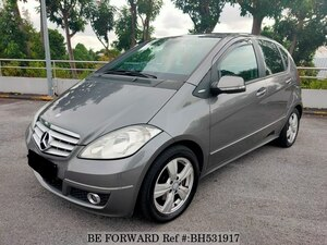 Used 2010 MERCEDES-BENZ A-CLASS BH531917 for Sale