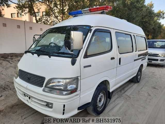 Used 1996 TOYOTA HIACE VAN BH531975 for Sale