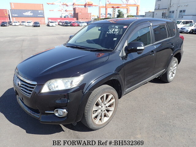 Used 2012 TOYOTA VANGUARD BH532369 for Sale
