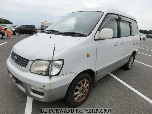 Used 1999 TOYOTA LITEACE NOAH BH532597 for Sale