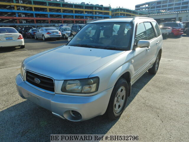 Used 2003 SUBARU FORESTER BH532796 for Sale