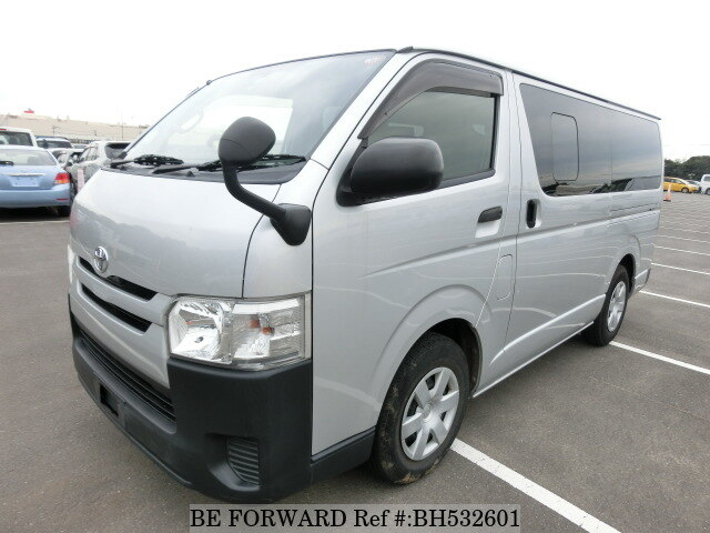 Used 2014 TOYOTA HIACE VAN BH532601 for Sale